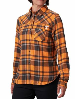 Tennessee Columbia Women's Flare Gun Flannel