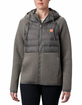 Clemson Columbia Women's Northern Comfort Hybrid Hoodie