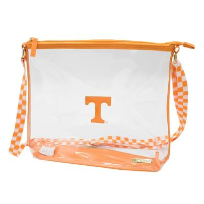 Tennessee Capri Designs TN Clear Simple Tote