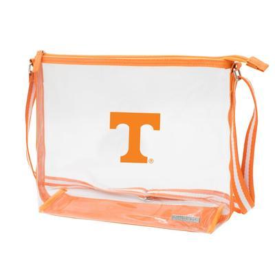 Tennessee Capri Designs TN Clear Simple Tote