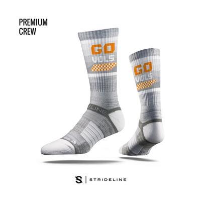 Tennessee Vols Strideline Premium Crew Socks