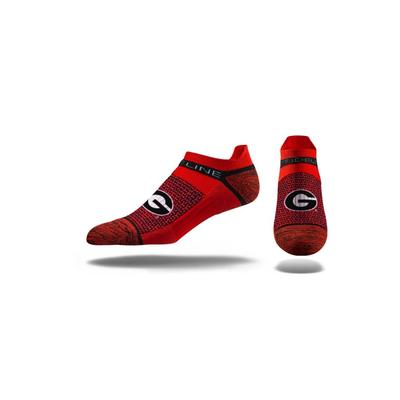 Georgia Strideline Low Cut Socks