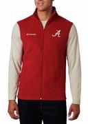 Alabama Columbia Men's Flanker Fleece Vest