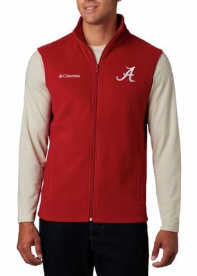 Alabama Columbia Men's Flanker Fleece Vest