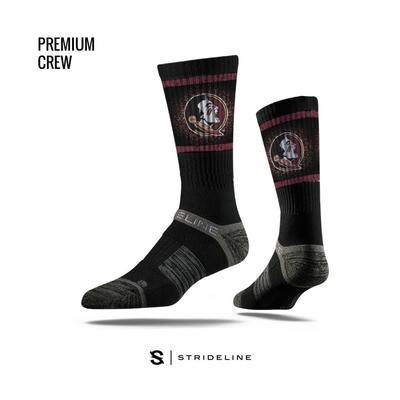 Florida State Strideline Premium Crew Socks