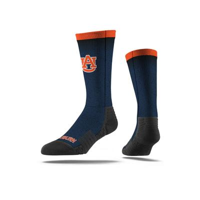 Auburn Strideline Sublimated Crew Socks