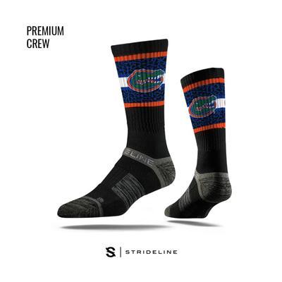 Florida Strideline Premium Crew Socks