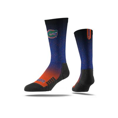 Florida Strideline Sublimated Crew Socks