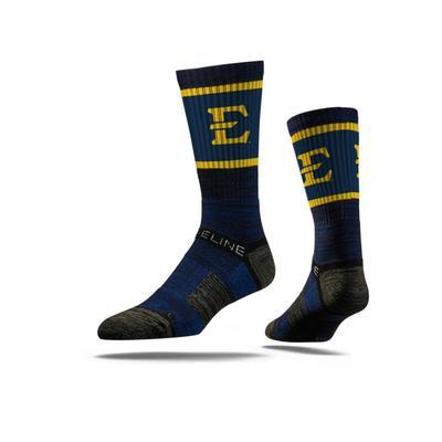 ETSU Strideline Premium Crew Socks