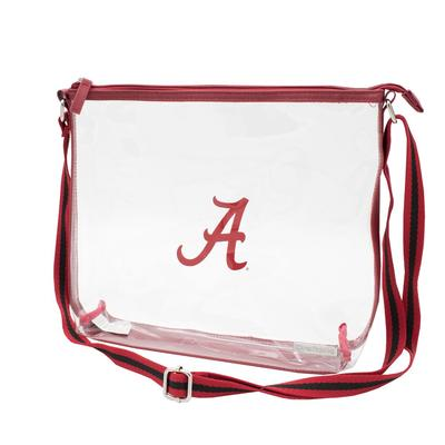 Alabama Capri Designs AL Clear Simple Tote