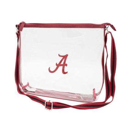 Alabama Capri Designs AL Clear Simple Tote