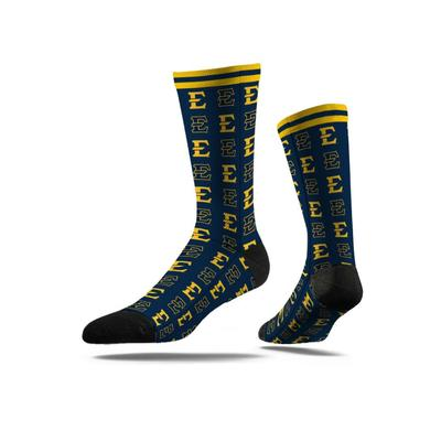 ETSU Strideline Logo Dress Socks