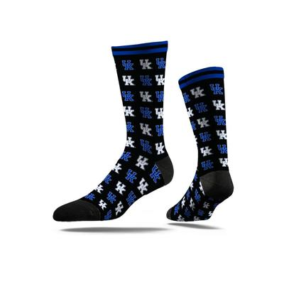 Kentucky Strideline Logo Dress Socks