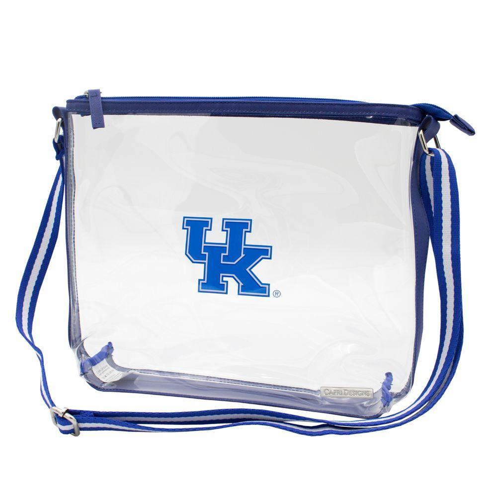 Kentucky Capri Design Ky Clear Simple Tote