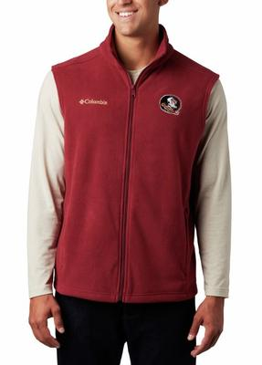 Florida State Columbia Men's Flanker Fleece Vest