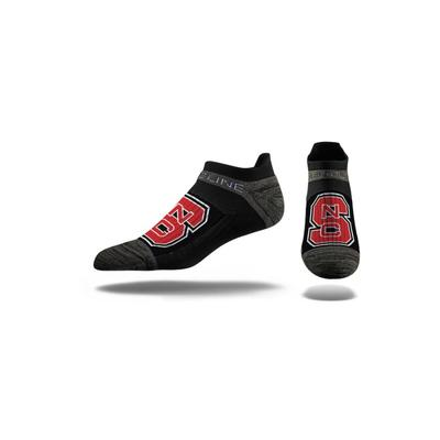 NC State Strideline Low Cut Socks