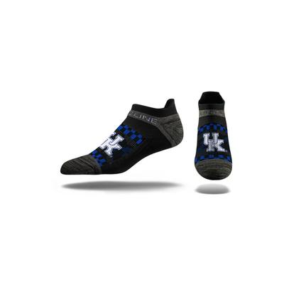 Kentucky Strideline Low Cut Socks