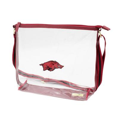 Arkansas Capri Designs ARK Clear Simple Tote