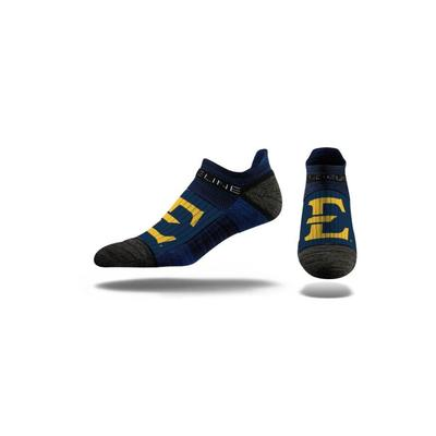 ETSU Strideline Low Cut Socks
