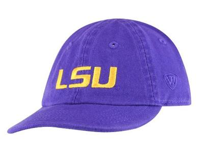 LSU Top of the World Infant Hat