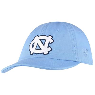UNC Top of the World Infant Hat