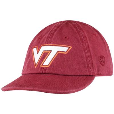 Virginia Tech Top of the World Infant Hat