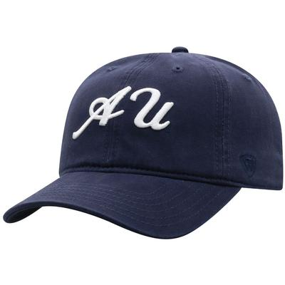 Auburn Top of the World Zoey Script Hat