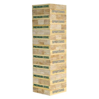 Michigan State Wildsports Medium Stackers Game