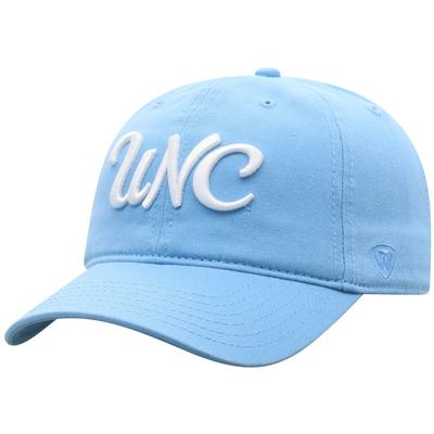 UNC Top of the World Zoey Script Hat