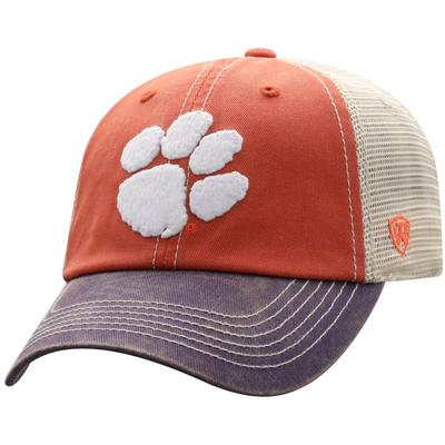 Clemson Top of the World Off Road Hat