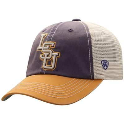 LSU Top of the World Off Road Hat