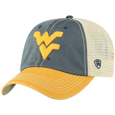 West Virginia Top of the World Off Road Hat