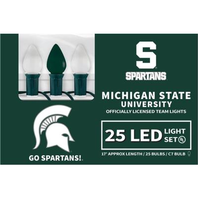Michigan State Led Light Strand
