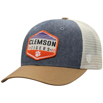 Clemson Top of the World Wild Hat