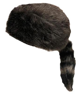 Kid's Coonskin Cap
