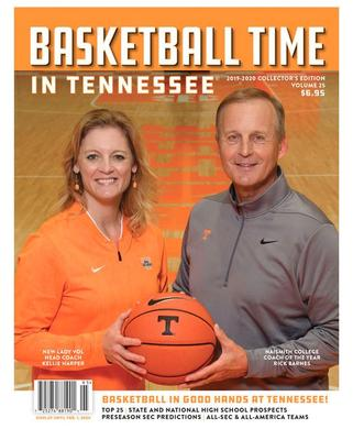 2019-2020 Basketball Time in Tennessee Magazine