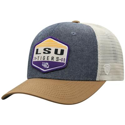 LSU Top of the World Wild Hat