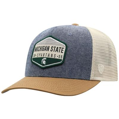 Michigan State Top of the World Wild Hat