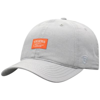 Clemson Top of the World Ante Chambray Hat