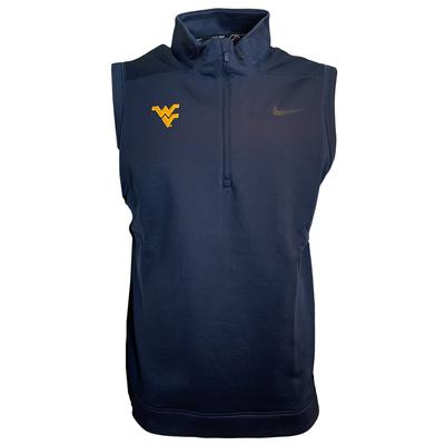 West Virginia Nike Golf Therma Vest