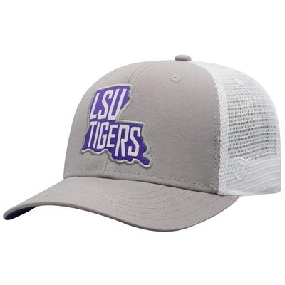 LSU Top of the World Hirise Hat