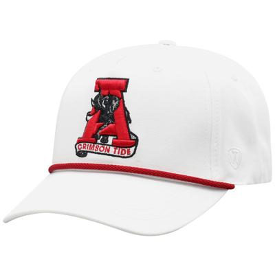 Alabama Top of the World Rope Hat