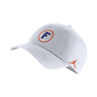 Florida Jordan Brand Throwback Block F Adjustable Hat