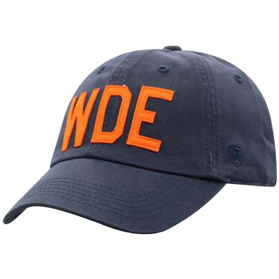 Auburn WDE Top of the World District Hat