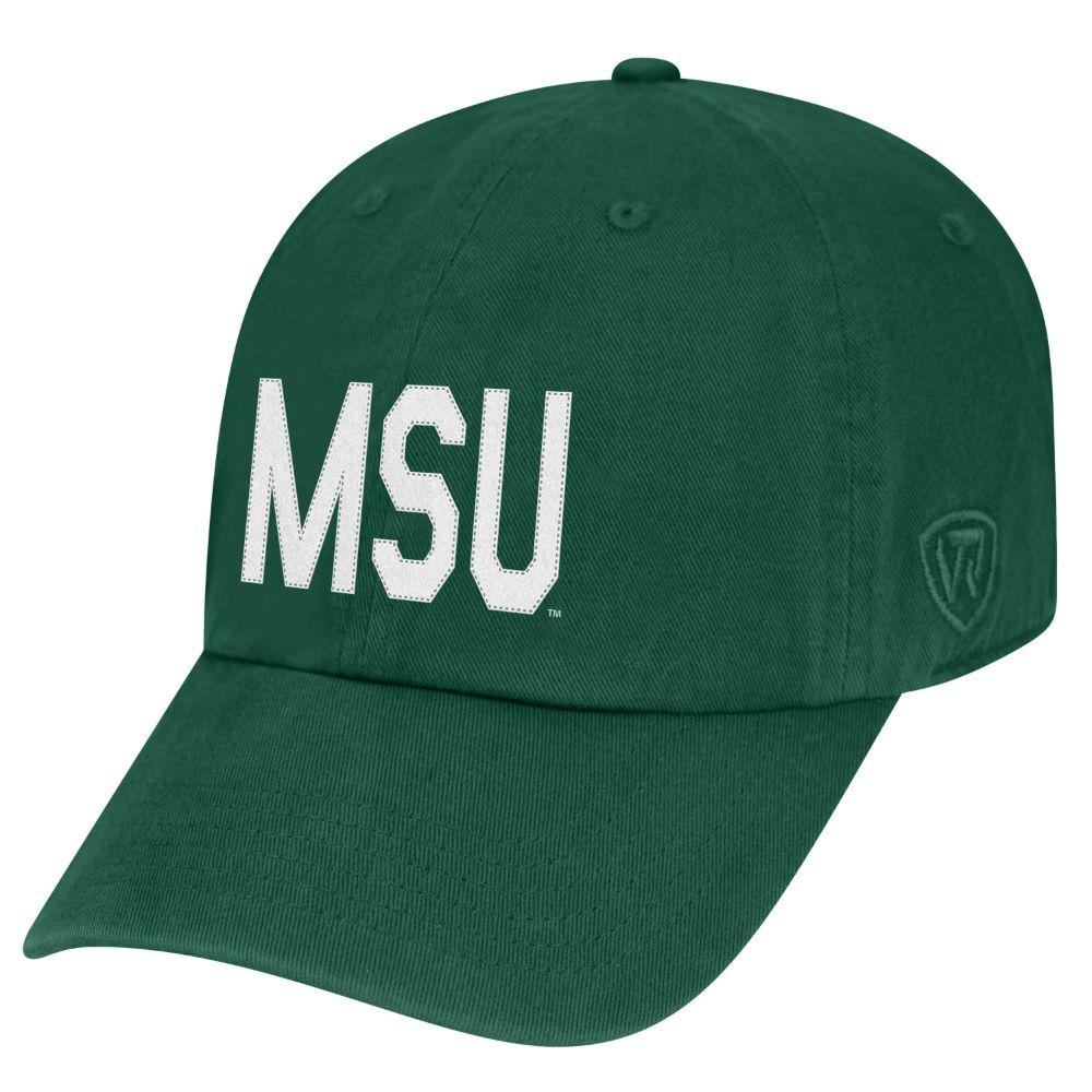 Michigan State Top Of The World District Hat