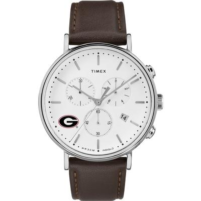 Georgia Men's Timex General Manager Watch