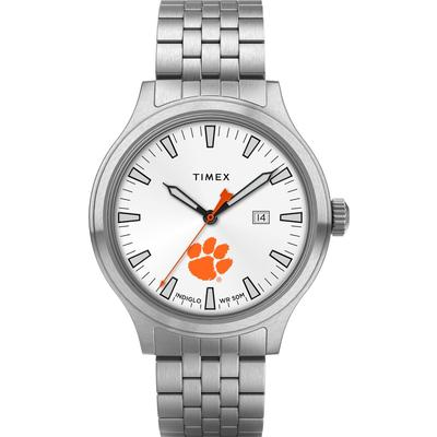 Clemson Men's Timex Top Brass Watch