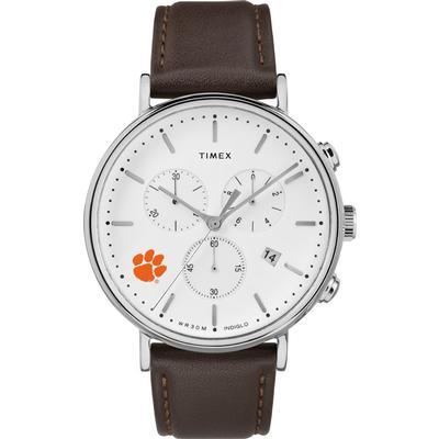Clemson Men's Timex General Manager Watch