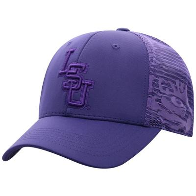 LSU Top of the World Nightfall Flex Hat