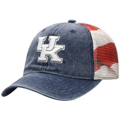 Kentucky Top of the World July Hat